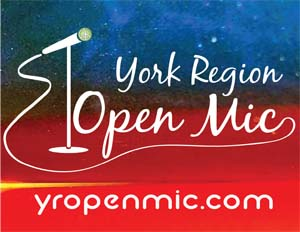 York Region Open Mic - Steffi G.