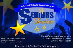 RHArts.ca presents the 2021 FestivArts Seniors Showcase