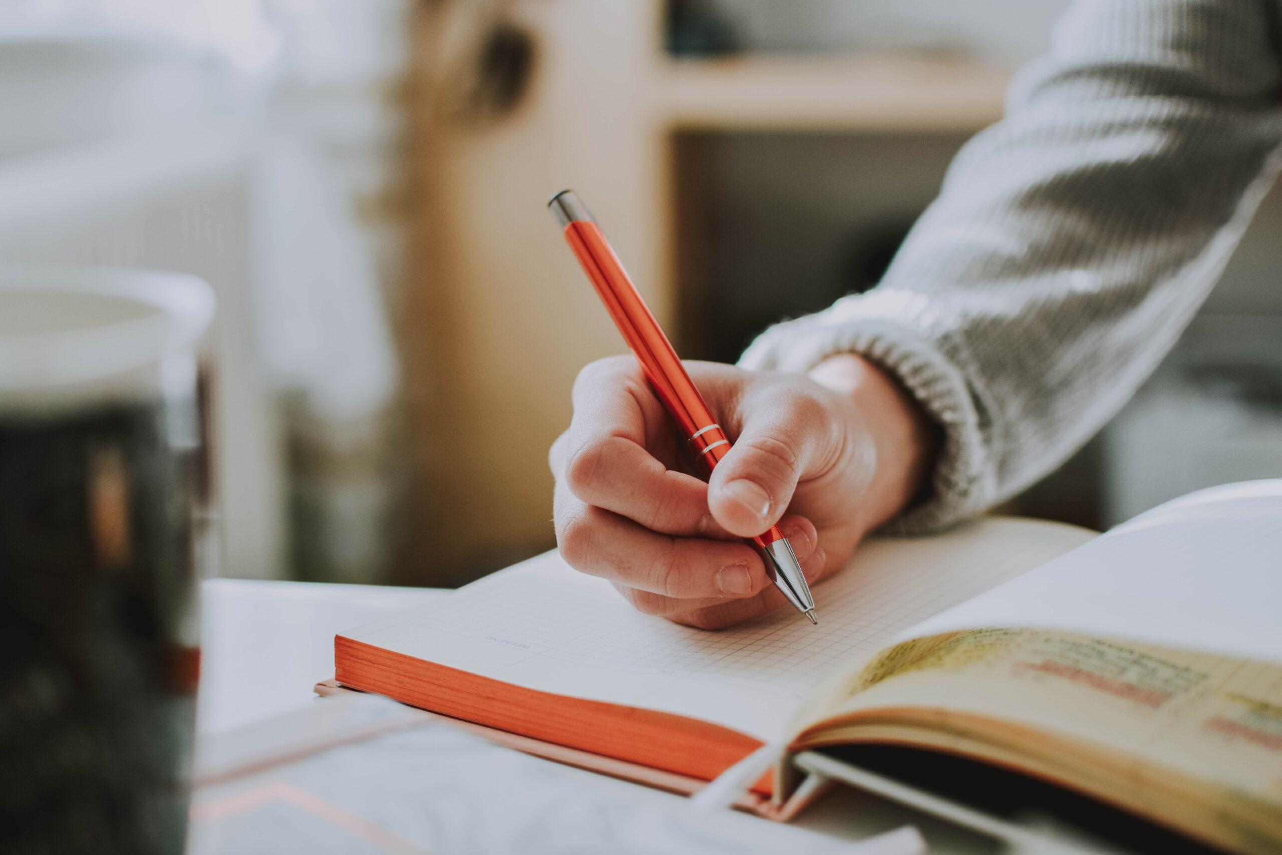 Legacy Writing